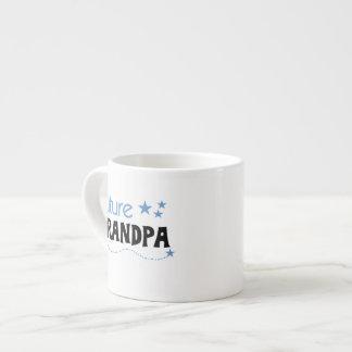 Futurs T-shirts et cadeaux de grand-papa Tasse Expresso