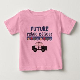 Futurs T-shirts et cadeaux de policier