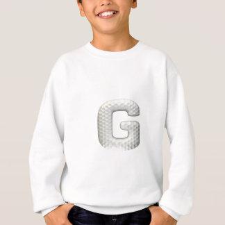G est pour le golf sweatshirt