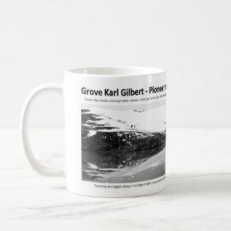 G K Gilbert IV - lancement du Geomorphologist Mug