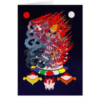 GA-phong Dongma [carte] Carte De Vœux