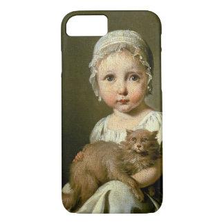 Gabrielle Arnault (1811-72) 1813 (huile sur la Coque iPhone 7