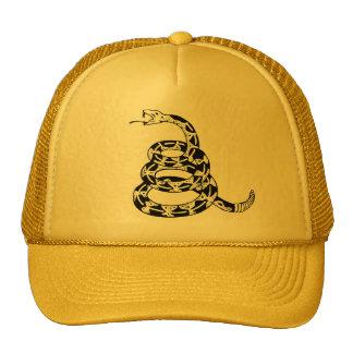 Gadsden a lové le serpent à sonnettes casquettes