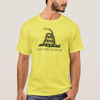 Gadsden - ne marchez pas sur moi t-shirt
