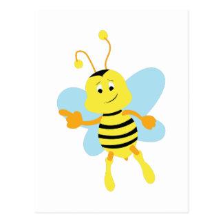 Gaffez l'abeille carte postale