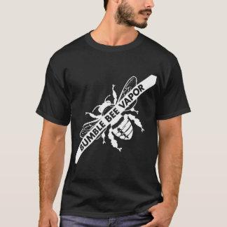 Gaffez le tee - shirt foncé des hommes de vapeur t-shirt