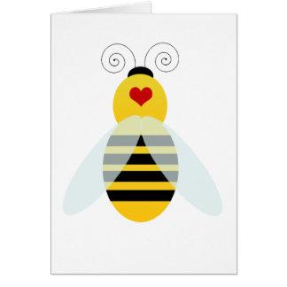 gaffez les cuties d'abeille cartes