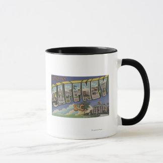 Gaffney, la Caroline du Sud - grandes scènes de Mug
