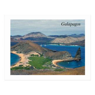 Galapagos - l'Equateur Carte Postale