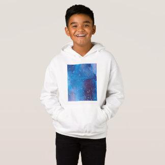 Galaxie bleu-foncé