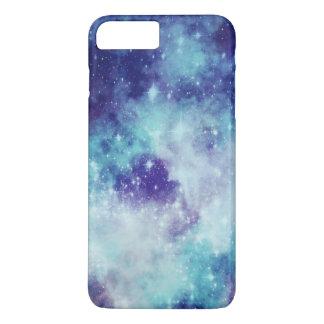 Galaxie bleue coque iPhone 7 plus