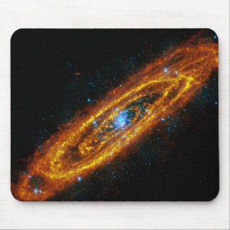 Galaxie d'Andromeda Tapis De Souris