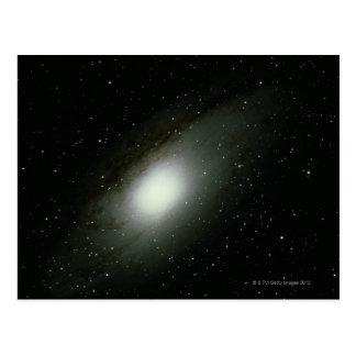 Galaxie dans l'Andromeda Carte Postale