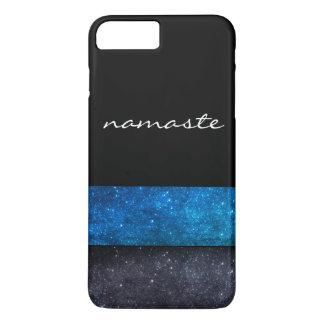 galaxie de namaste coque iPhone 7 plus