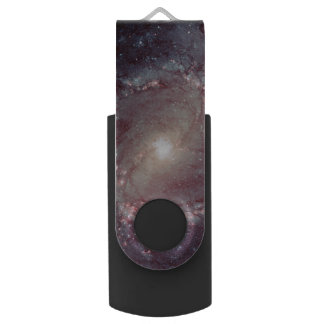 Galaxie en spirale 83 plus malpropres clé USB 2.0 swivel