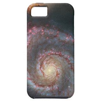 Galaxie en spirale du tourbillon M51 Coques iPhone 5