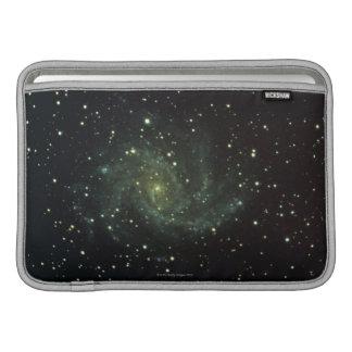 Galaxie et étoiles poche macbook air