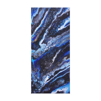 Galaxie foncée toile