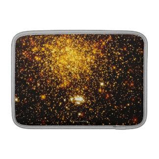Galaxie jaune poche macbook air