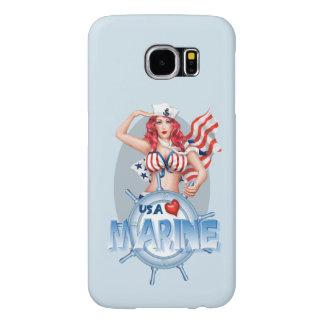 Galaxie MARINE SEXY S6 BT de Samsung    de BANDE