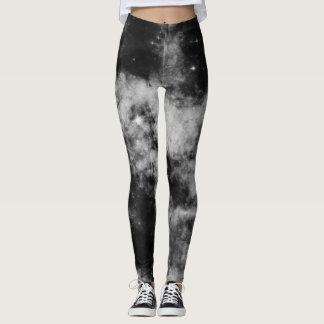 Galaxie noire leggings