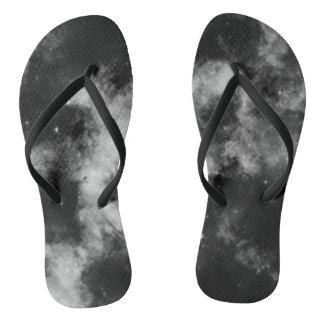 Galaxie noire tongs