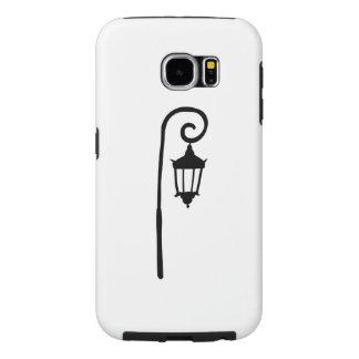 Galaxie S6 de Samsung de lampadaire de Wellesley