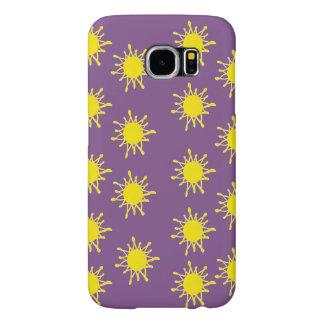 Galaxie S6 de Sun Samsung, à peine là