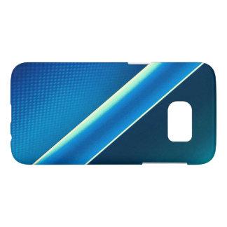 Galaxie S7, ciel bleu de Samsung de cas de Coque Samsung Galaxy S7