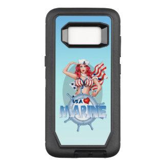 Galaxie SEXY S8 DS des Etats-Unis Samsung de Coque Samsung Galaxy S8 Par OtterBox Defender