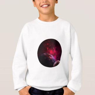 Galaxy Purple 1 - Gláxia violet Sweatshirt