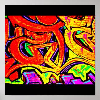 Galerie 4 d Affiche-Résumé Divers-Graffiti