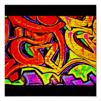 Galerie 4 d'Affiche-Résumé/Divers-Graffiti