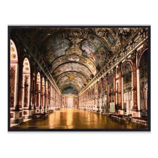 Galerie des miroirs, cru Pho de Versailles, France Carte Postale