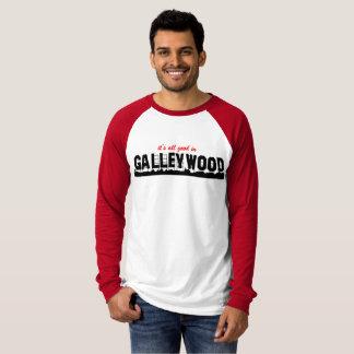 Galleywood en tournée ?  La chemise T-shirt
