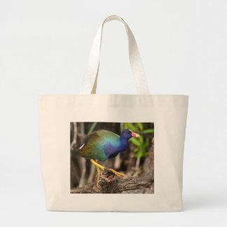 Gallinule pourpre sacs fourre-tout