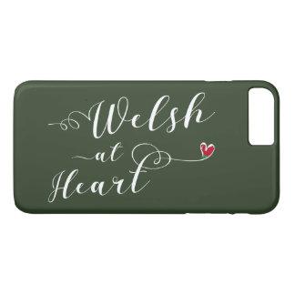 Gallois au cas de téléphone portable de coeur coque iPhone 8 plus/7 plus