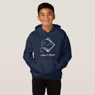 Gallois badine le sweatshirt à capuchon