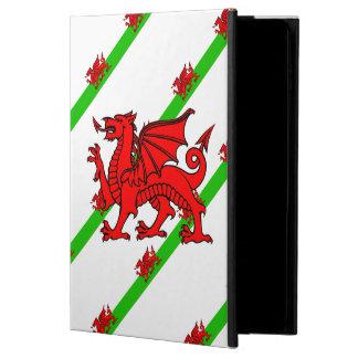 Gallois barre le drapeau coque powis iPad air 2