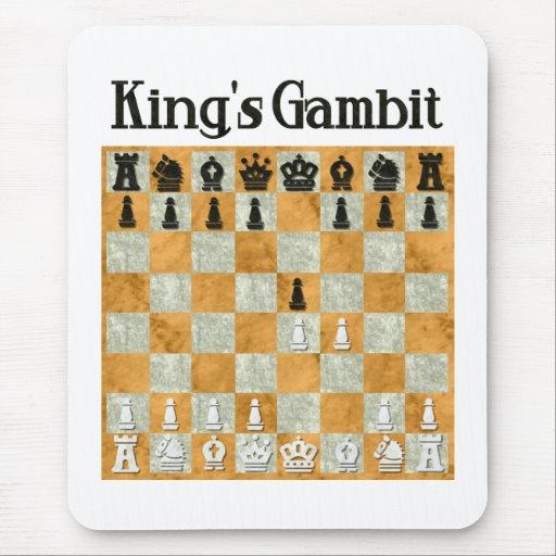 Gambit du roi tapis de souris zazzle for Surface minimum bureau code du travail