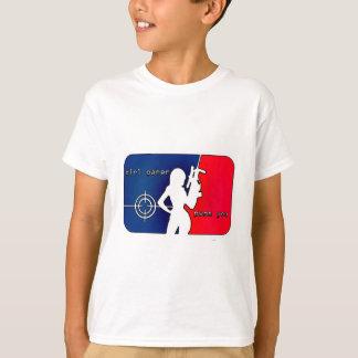 Gamer Pwns de fille vous ! T-shirt