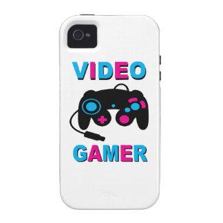 Gamer visuel iPhone 4 case