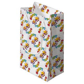 Gamme de produits heureuse de virus petit sac cadeau