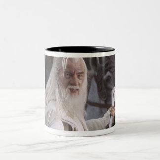 Gandalf tient le personnel tasse 2 couleurs