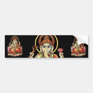 Ganesh Autocollant Pour Voiture