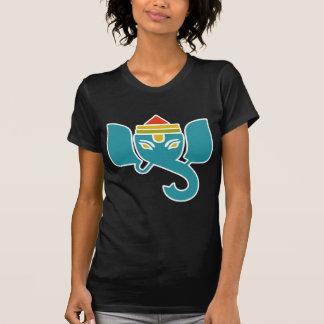 Ganesh avec le T-shirt moderne de talent