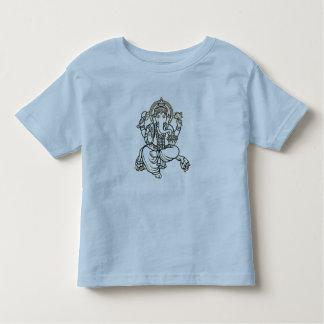 Ganesh badine la pièce en t t-shirts
