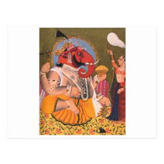 Ganesh Carte Postale