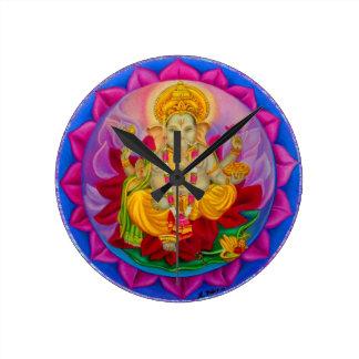 Ganesh Horloge Ronde