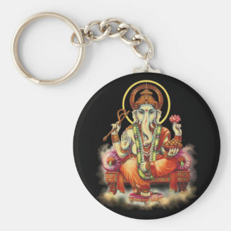 Ganesh Porte-clés